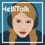لوگوی پادکست هلیتاک