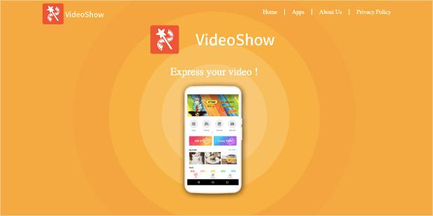 videoshow اپلیکیشن رایگان ادیت ویدیو